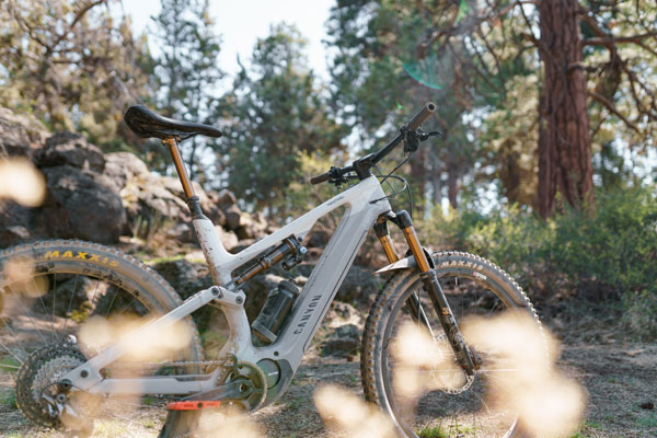 Review: <br>Canyon Spectral:ON CF 9