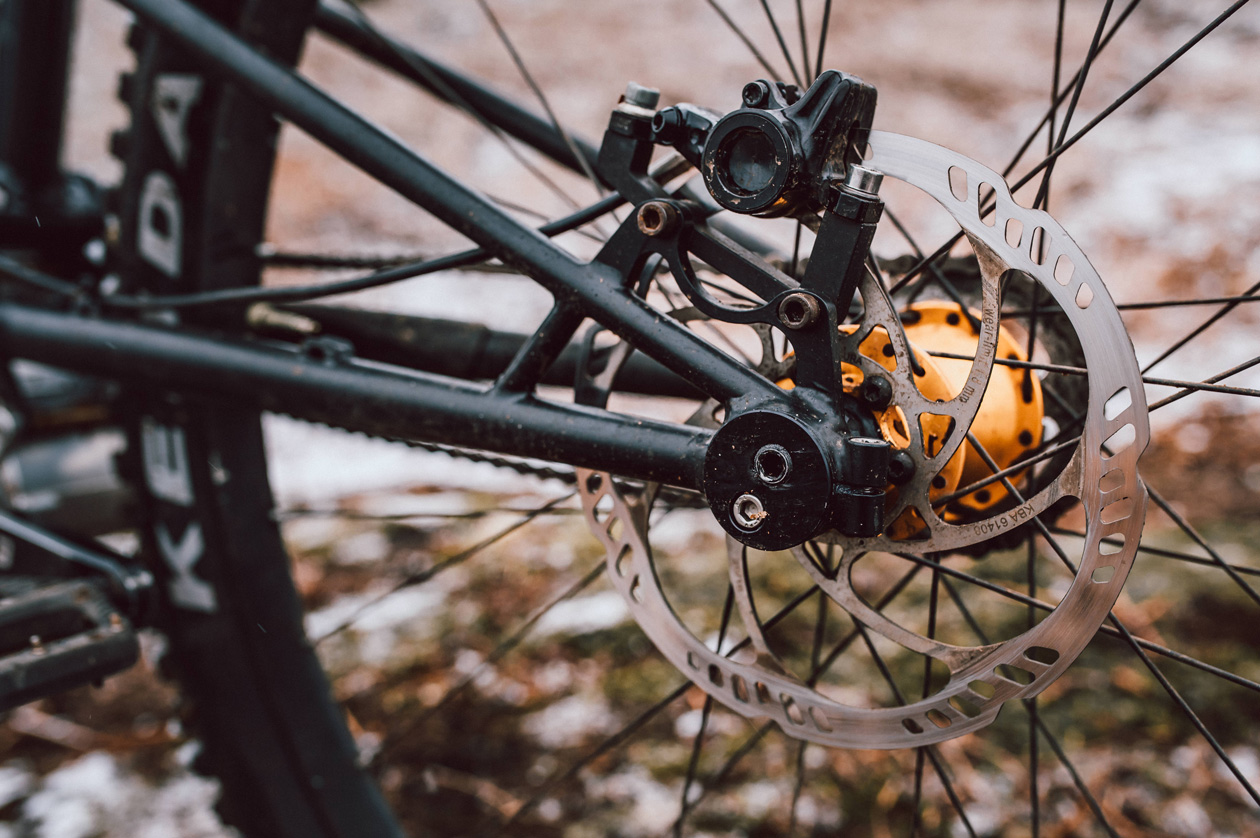 STARLING CYCLES SPUR GEARBOX PROTOTYPE REVIEW