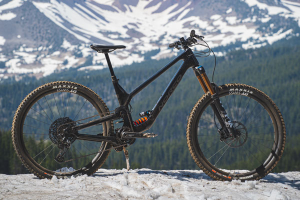 First Ride Report: The New Norco Range C1