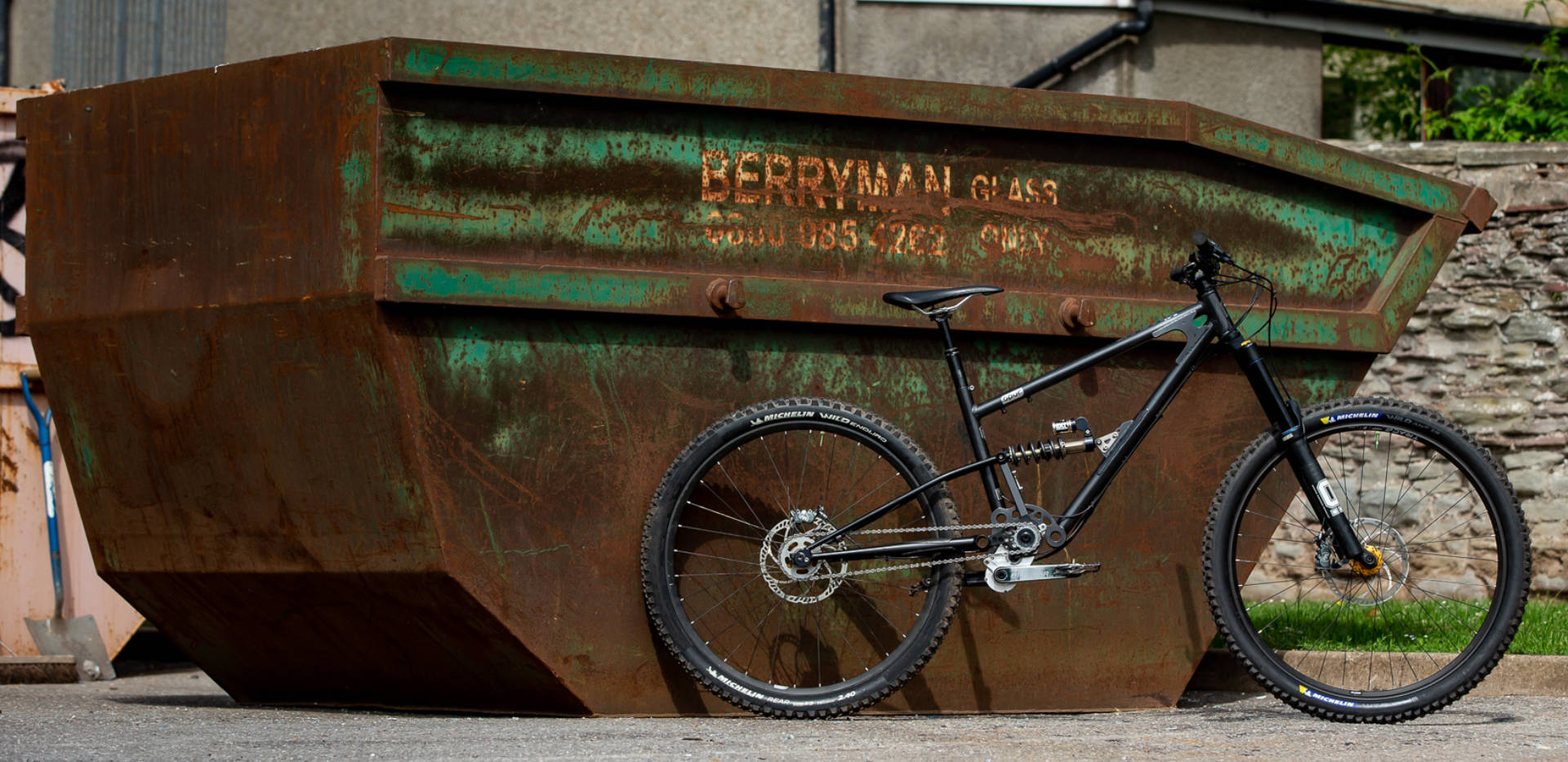 The Best Descending Bike Starling Has Ever Produced: The Spur