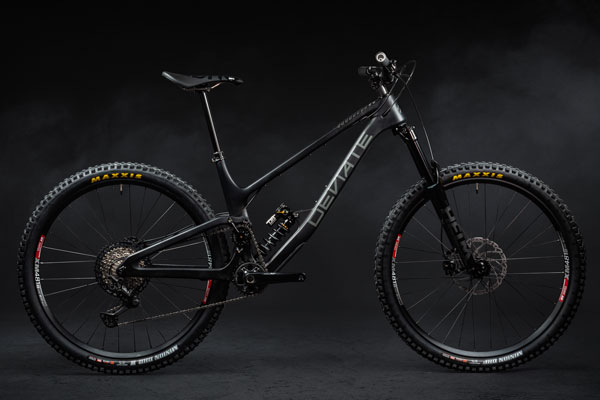 Dissected: <br>Deviate Cycles Highlander 150