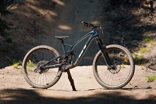 First Ride Report: The New GT Force Carbon