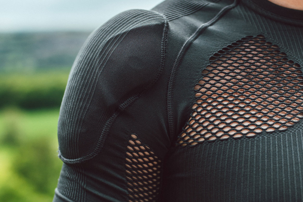 BLUEGRASS SEAMLESS B&S D3O PROTECTION Review