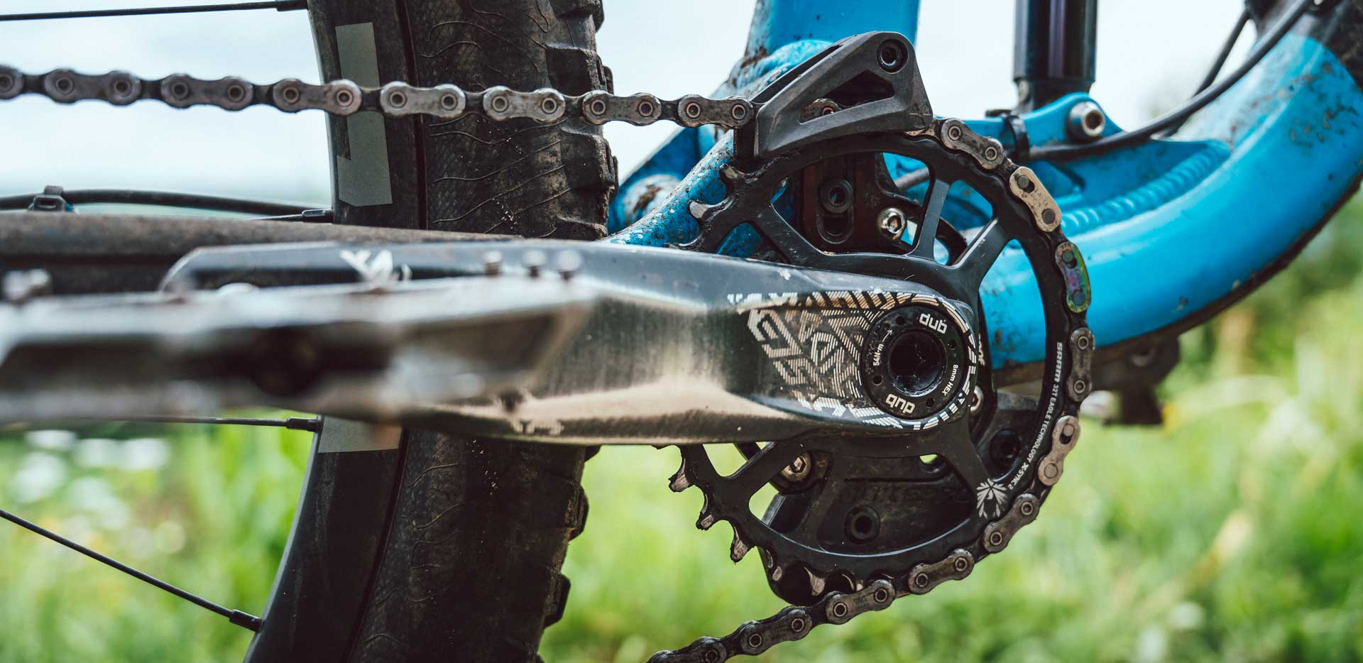 Nukeproof Chain Guide with Bash Guard Review