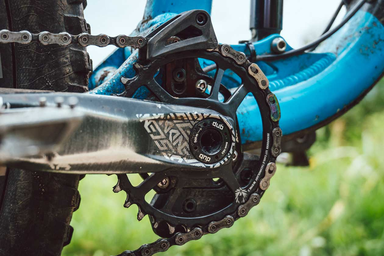 Review: <br>Nukeproof Chain Guide