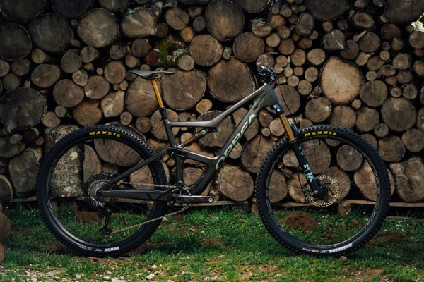 Orbea Occam and Occam LT: Are you this rider?