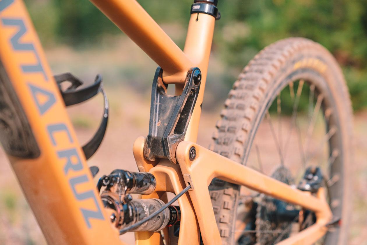 Santa Cruz Bronson V4 CC Rear Forward Link
