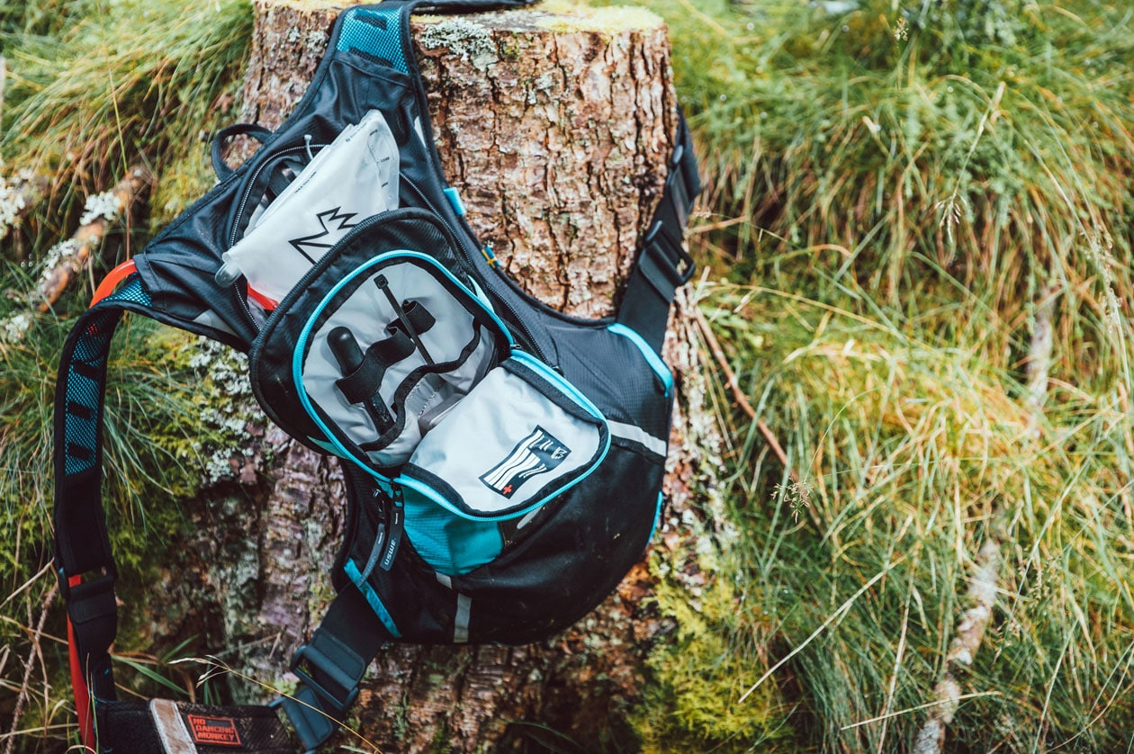 USWE Epic 8 Hydration Pack Review
