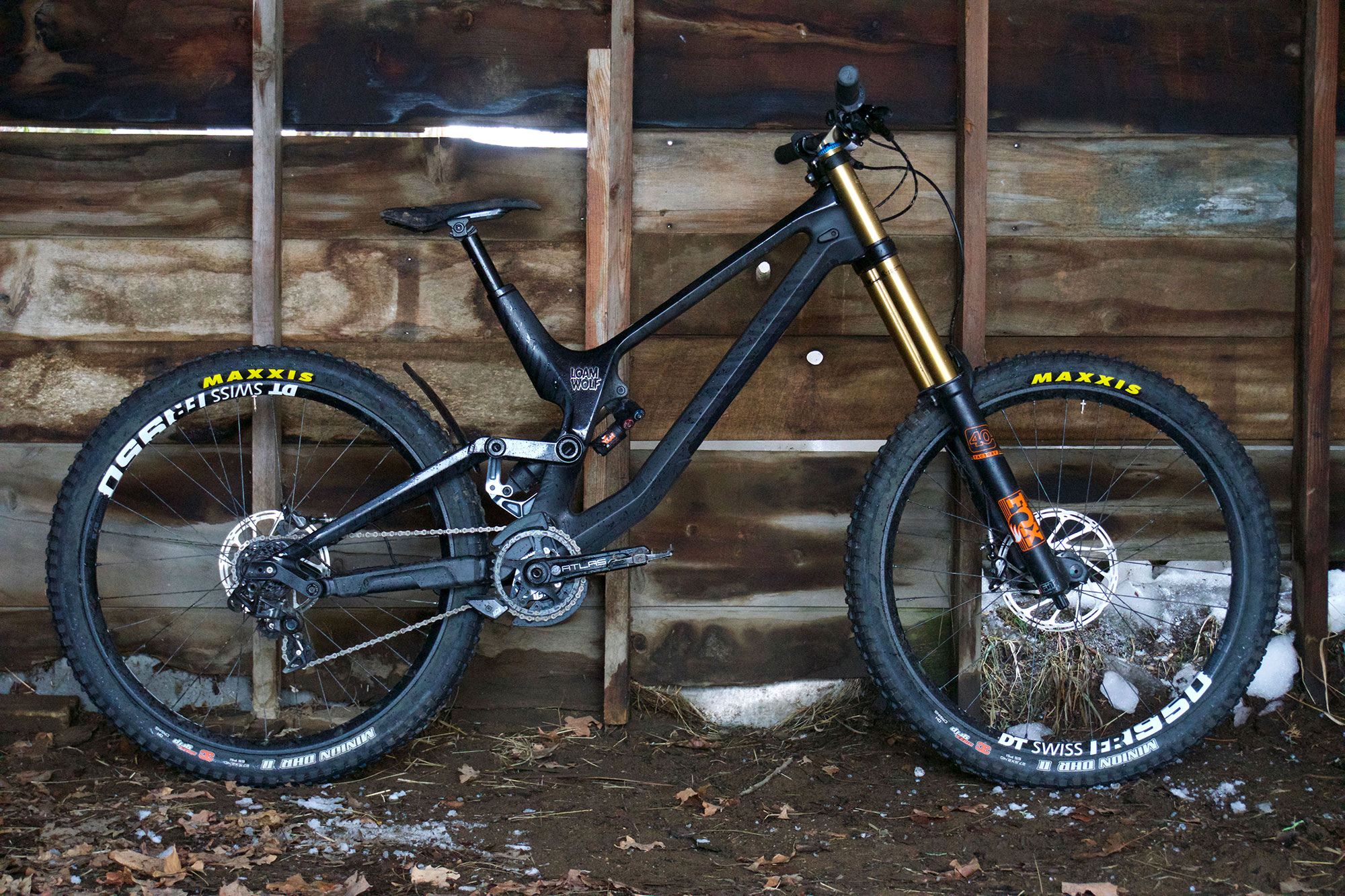 The Canyon Sender Is One Of The Best Downhill Bikes On The