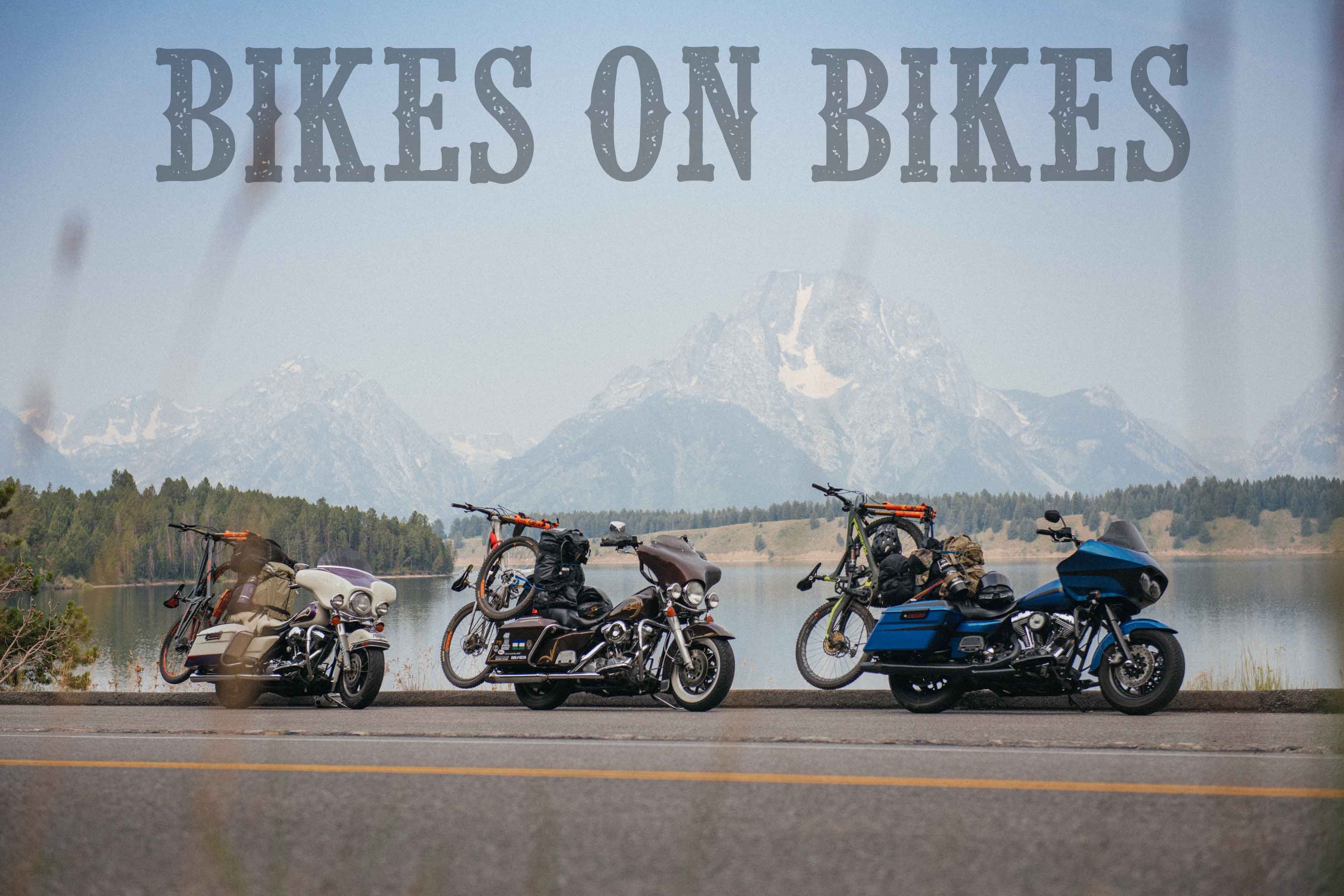 Feature: Bikes on Bikes