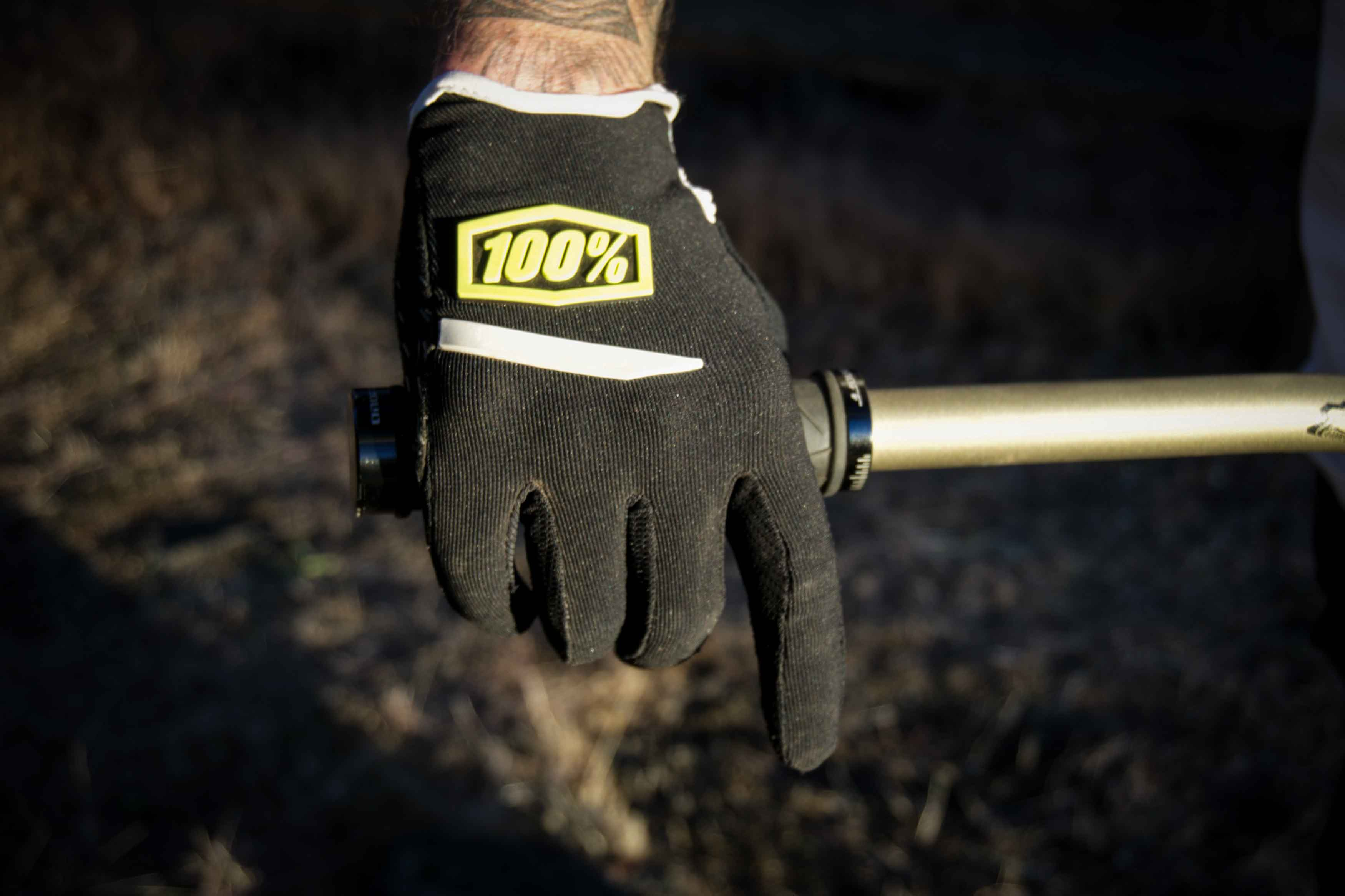 100% Ride Camp Glove