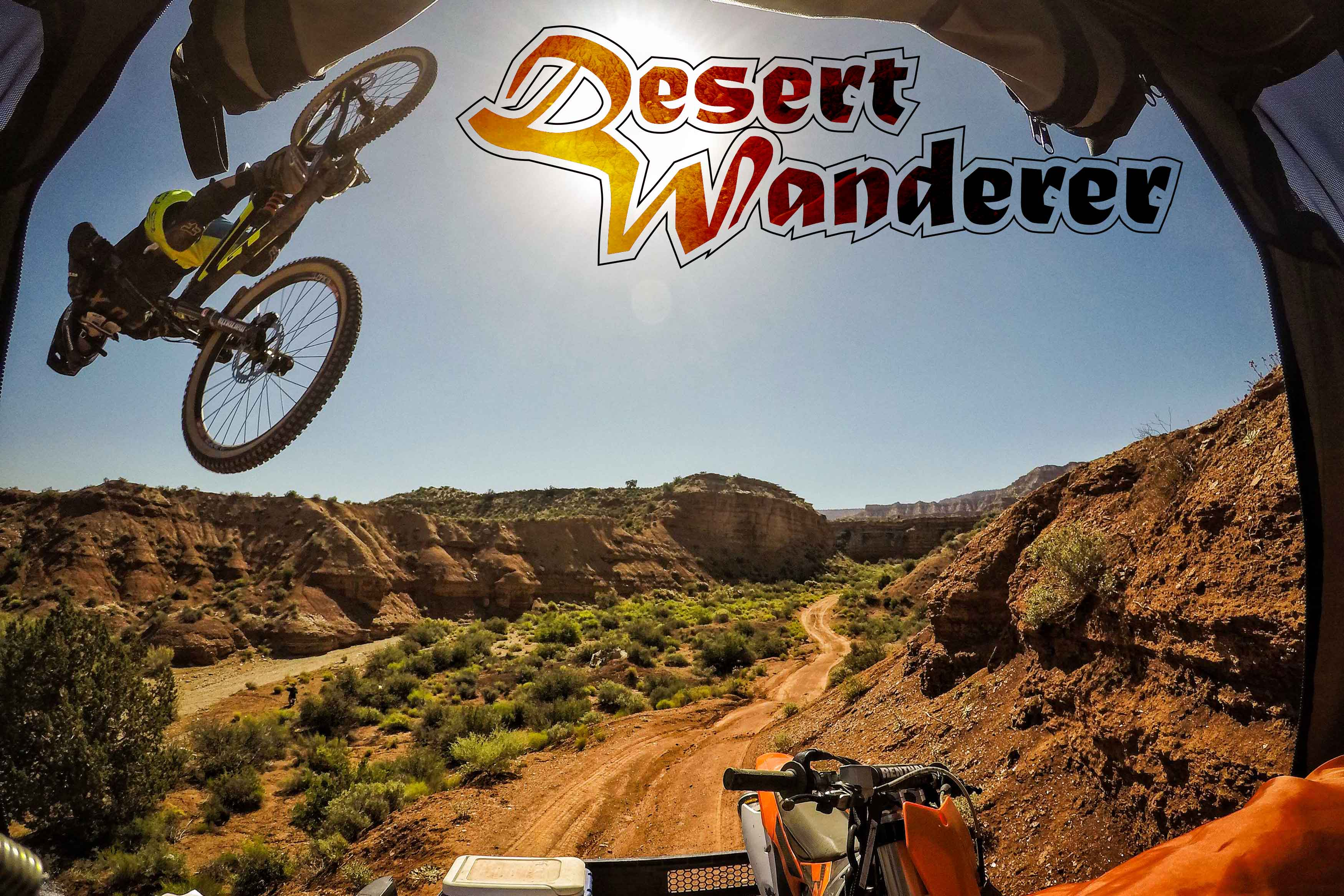 Feature: Desert Wanderer