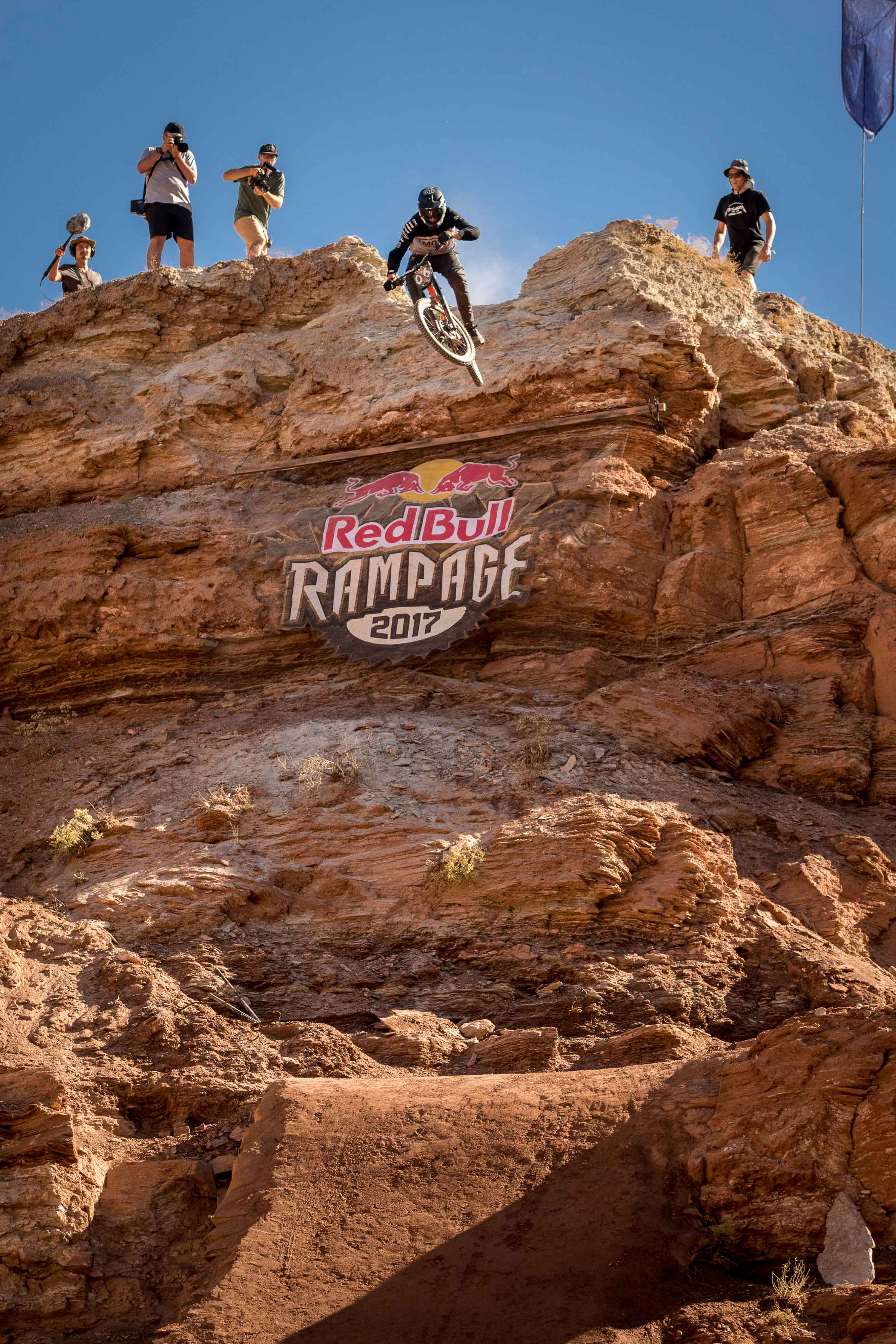 Rampage 2017 Practice