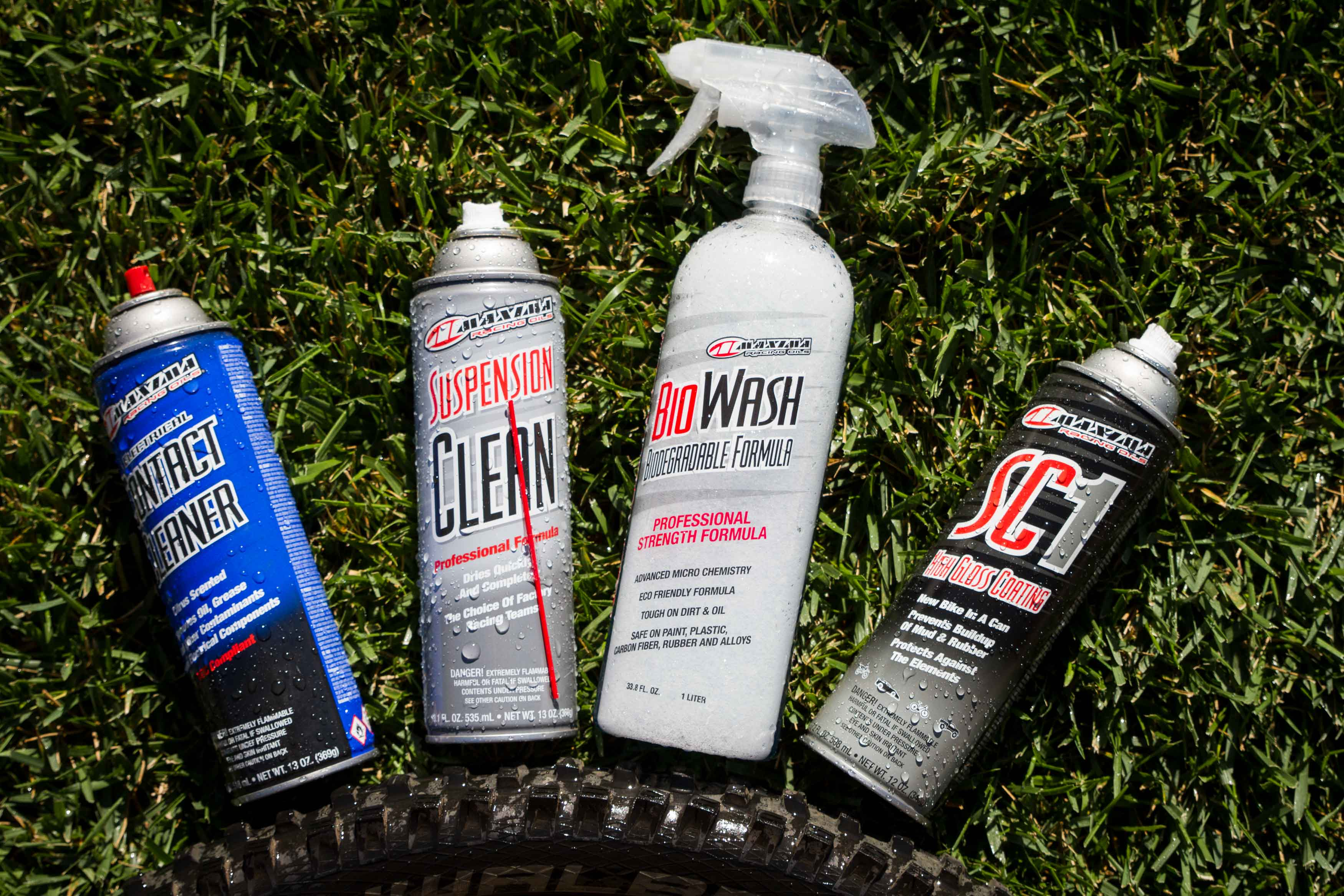 Maxima Bike Wash Best Gifts for Mountain Bikers