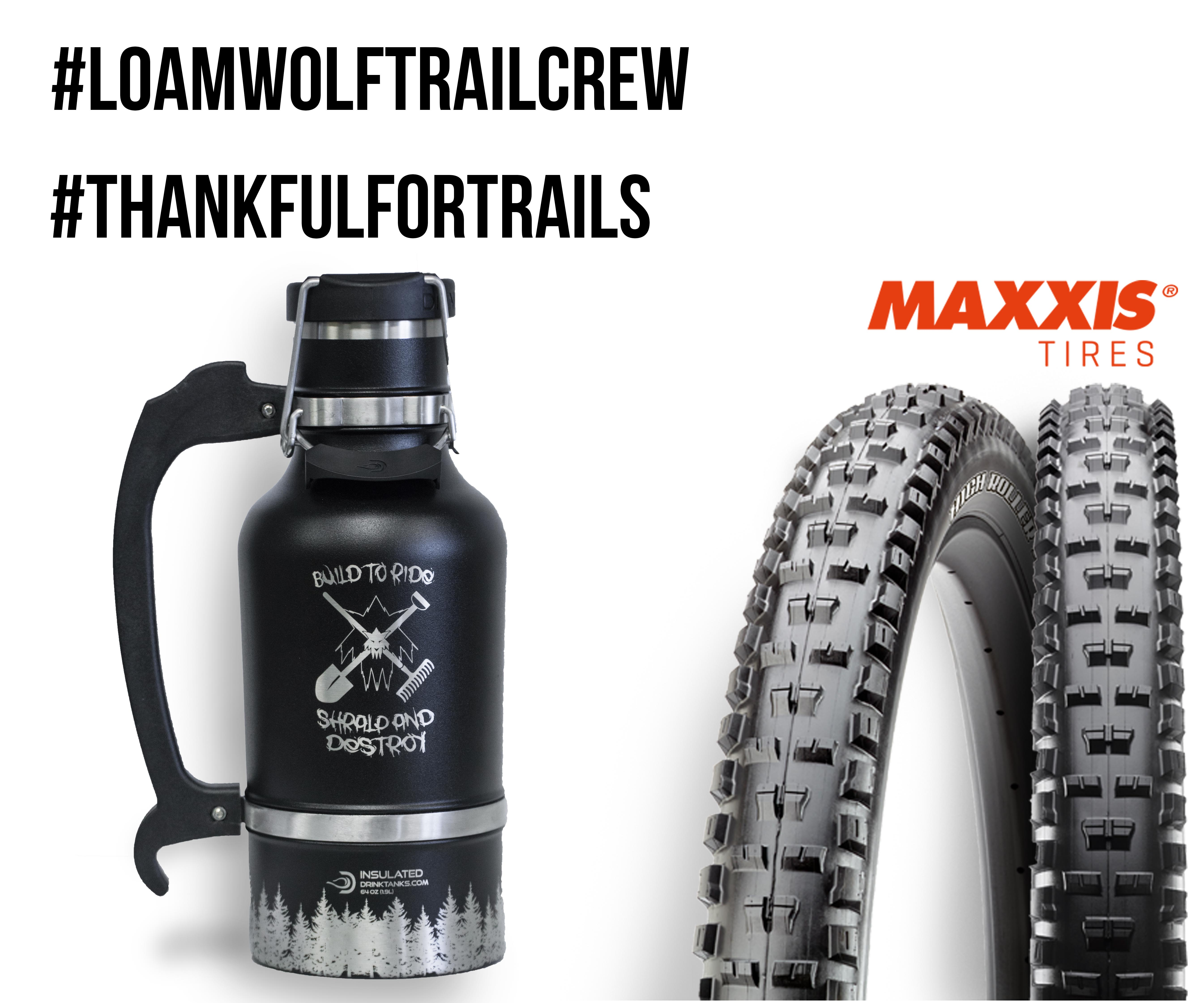 Rut Track: ThanksforTrails Giveaway Prize