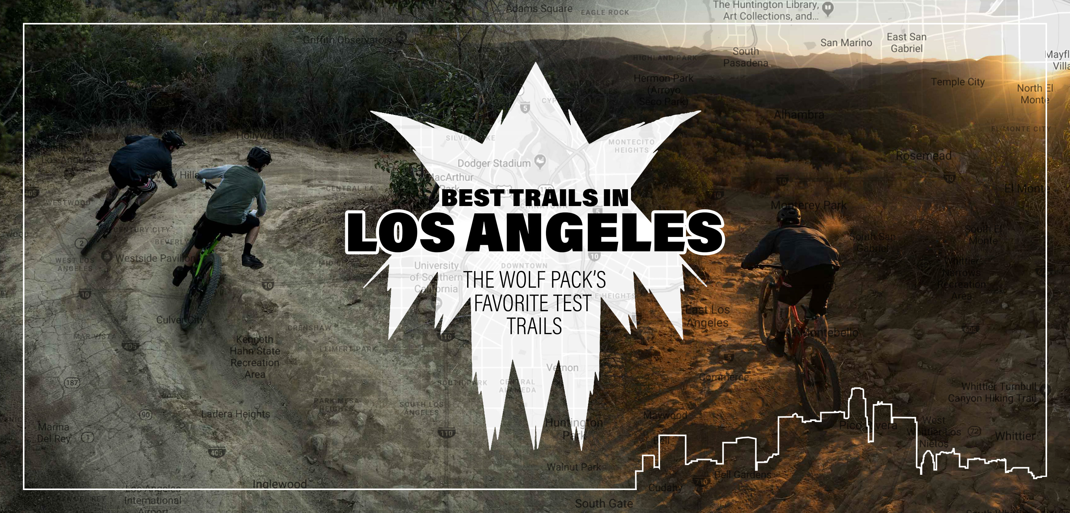 0dbffbff1d22e Where to ride the best mountain bike trails in Los Angeles. Check ...