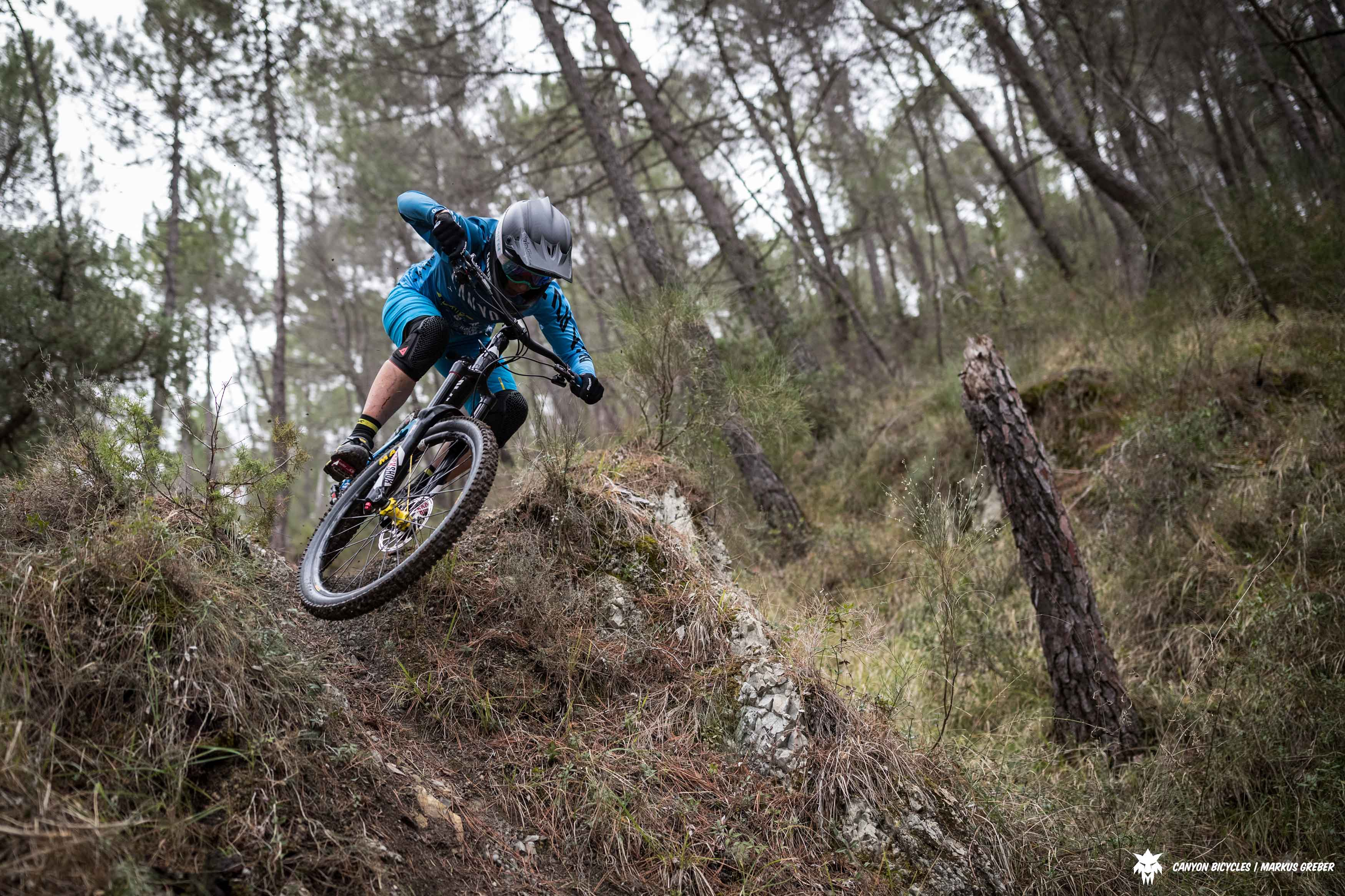 Canyon Factory Enduro Racing