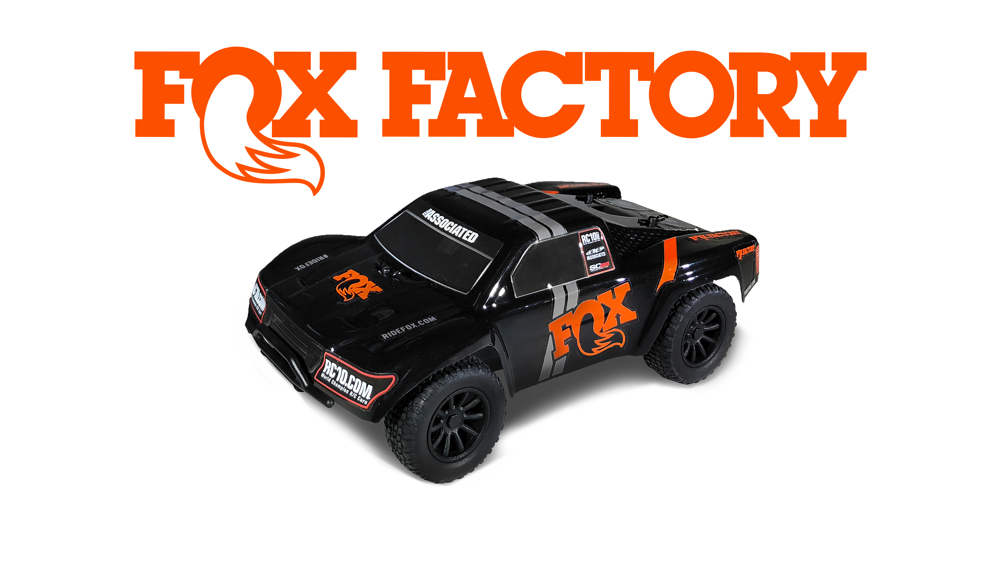 Fox Factory RC10 Remote Control Car
