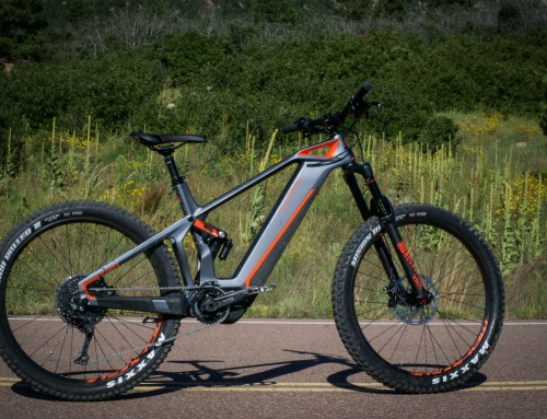 First Ride: Mondraker E-Crusher R