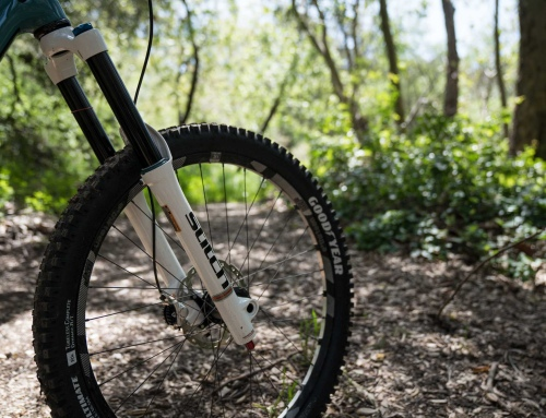 Review: RST Suspension Stitch Coil Fork