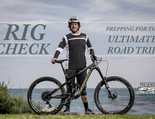 Rig Check– Andrew Taylor's Ultimate Road Trip