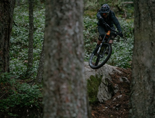 Kenny Smith to Focus Solely on eMTB?