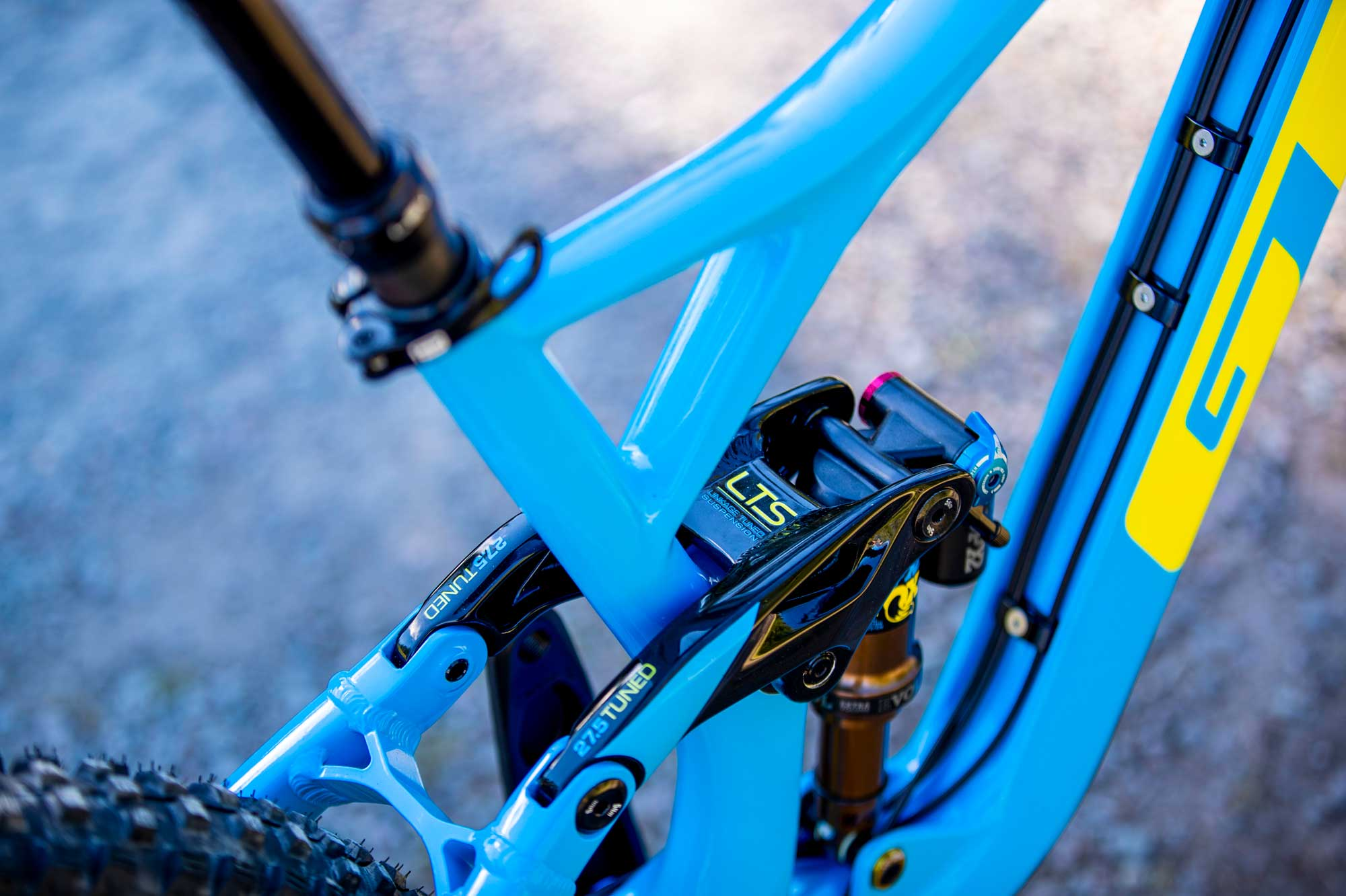 GT Bicycles: New Force