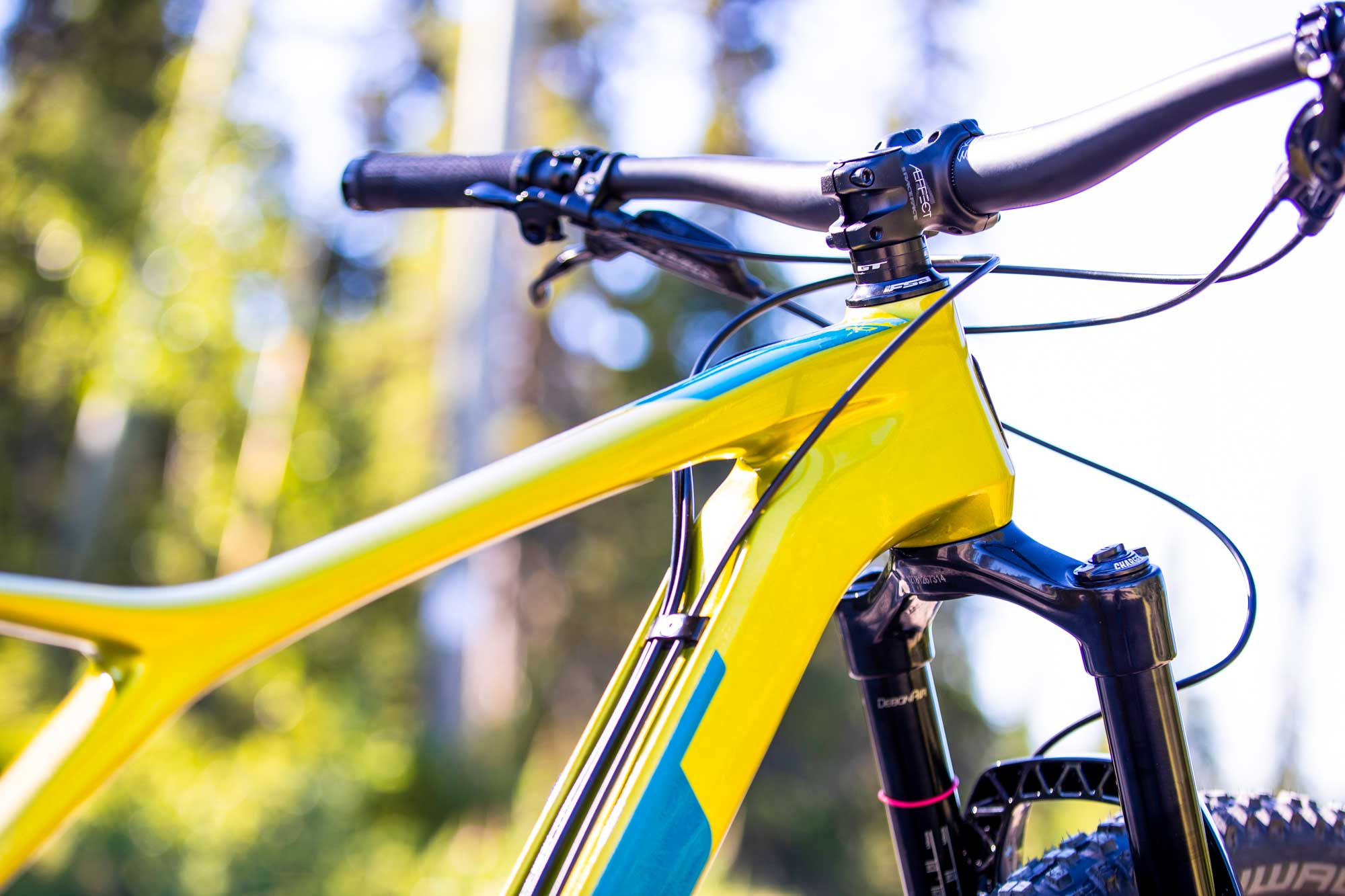 GT Bicycles: The New Sensor
