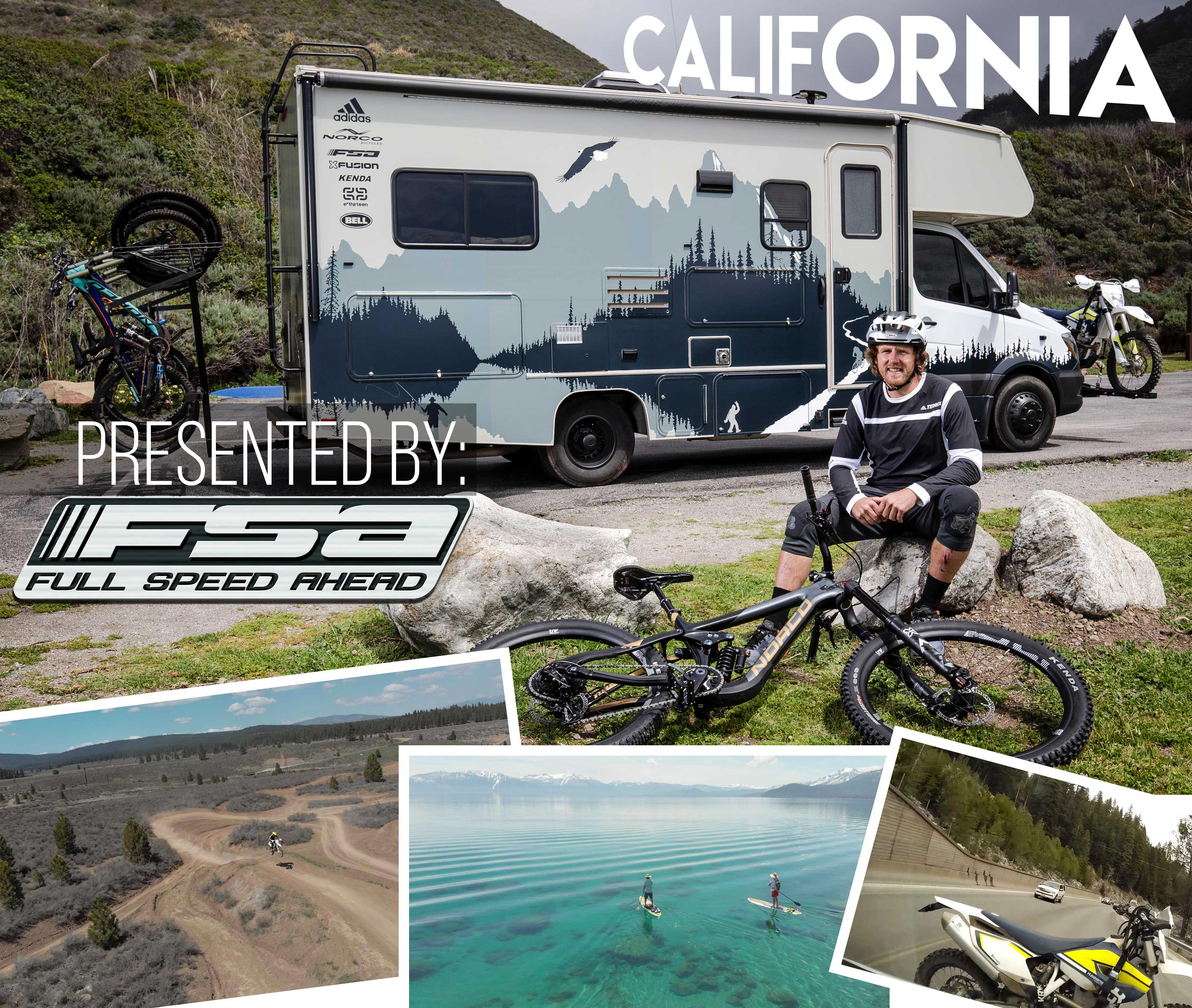 Andrew Taylor's Epic Road Trip