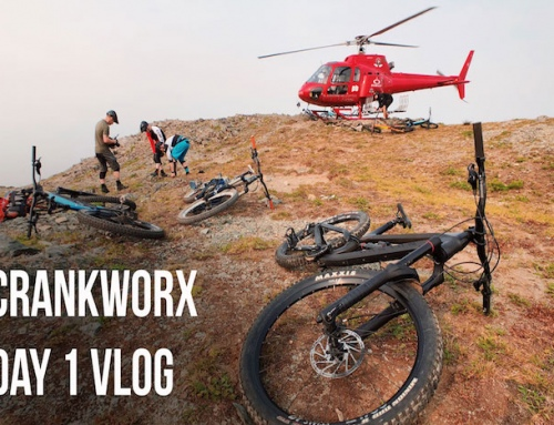 Video: Crankworx Day 1 Vlog