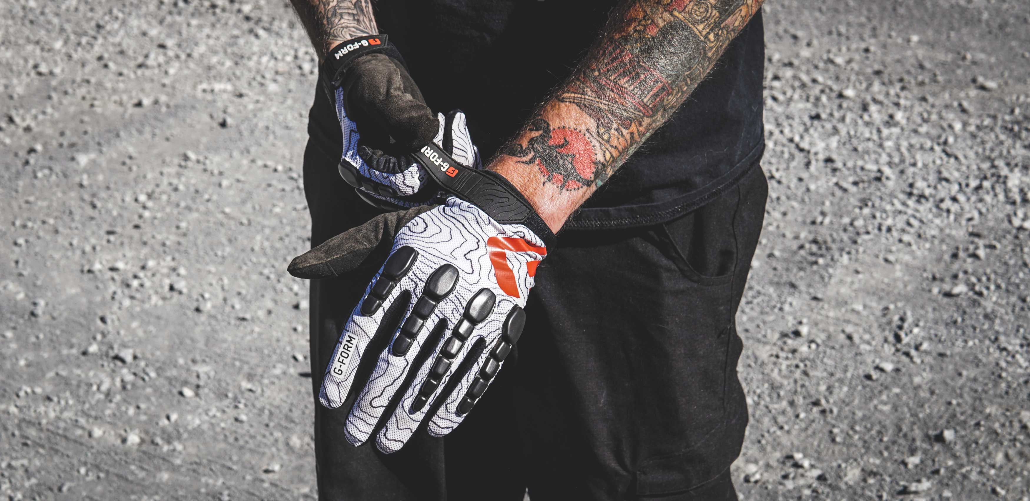 Review G Form Pro Trail Gloves The Loam Wolf