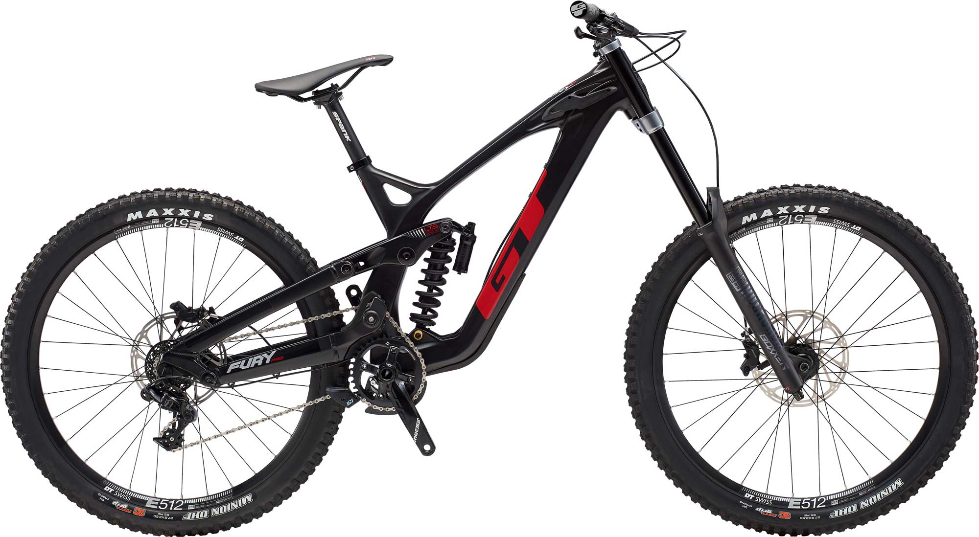 GT Bicycles: Fury Carbon Pro 27.5/29