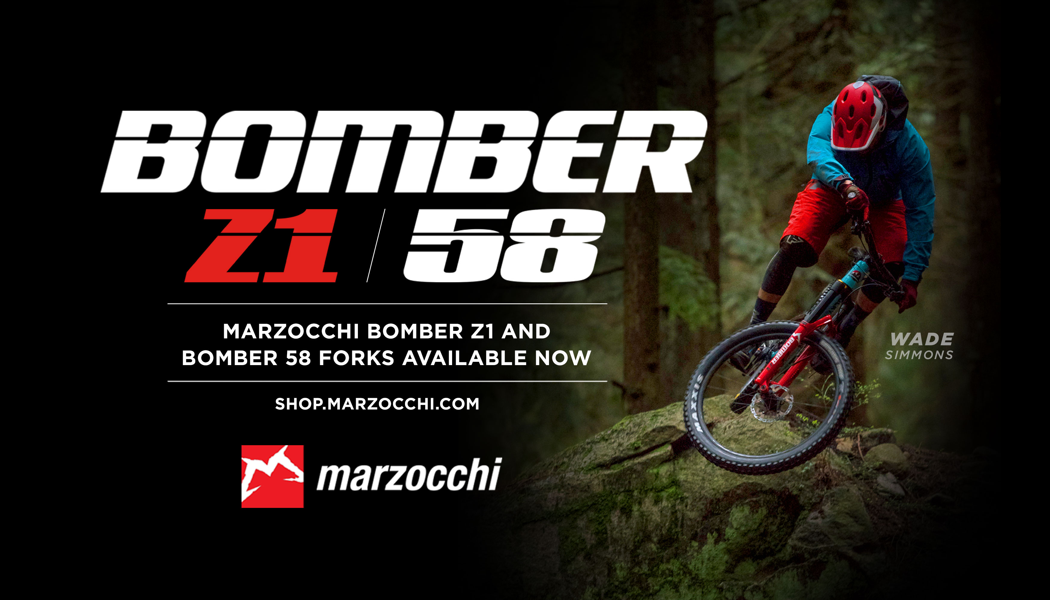 Marzocchi Bomber Forks
