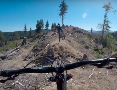 Video: Andrew Taylor in Oregon