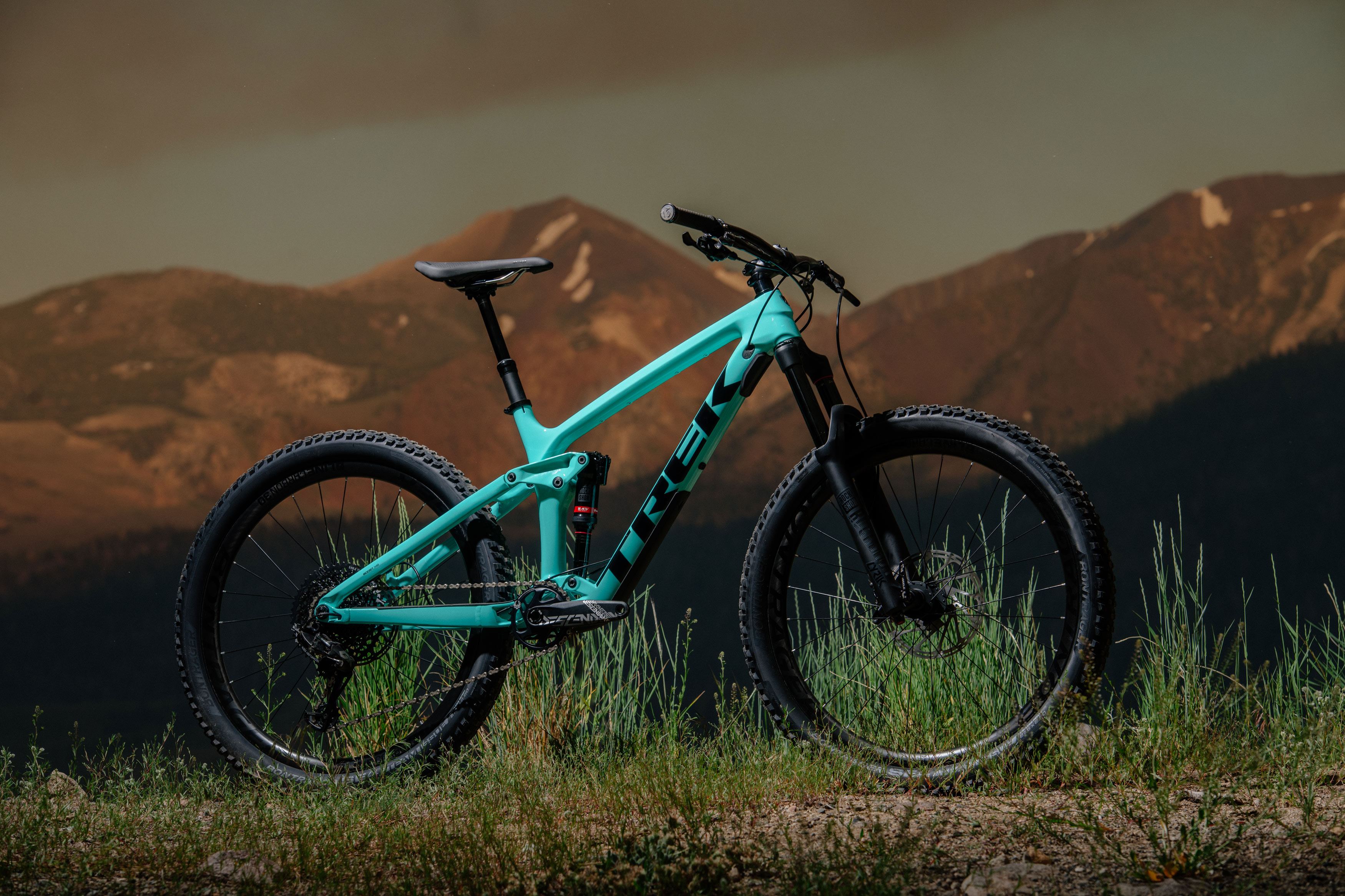 2019 Trek Remedy First Ride and Technical Details ...