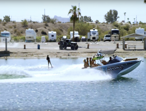Video: Hammerdown to Havasu