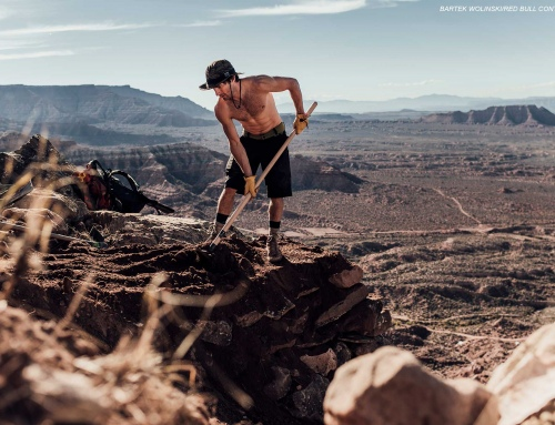 A Rampage Q + A with Tyler McCaul