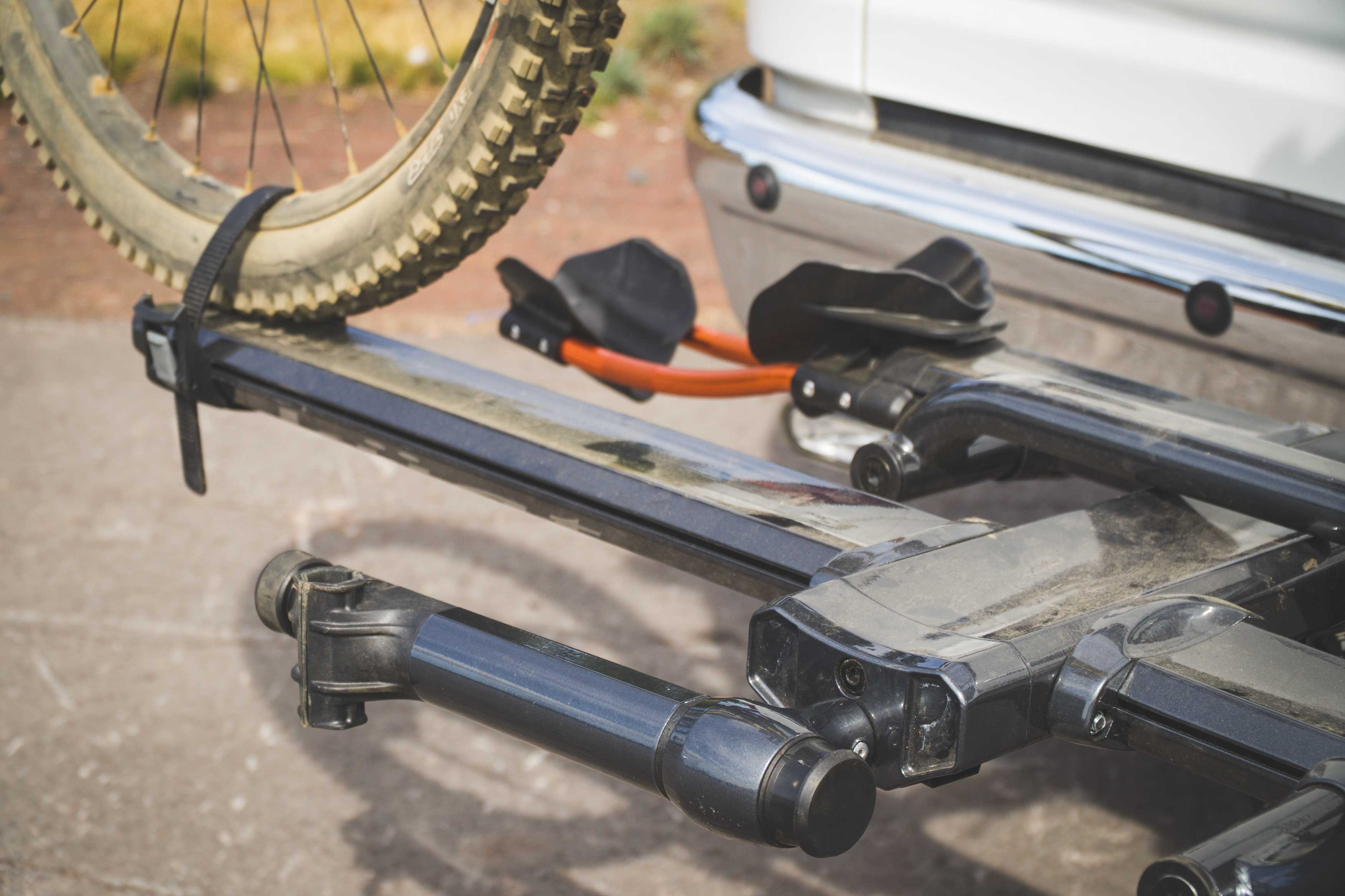 Kuatt Nv 2 0 Bike Rack Review One Of The Nicest Hitch