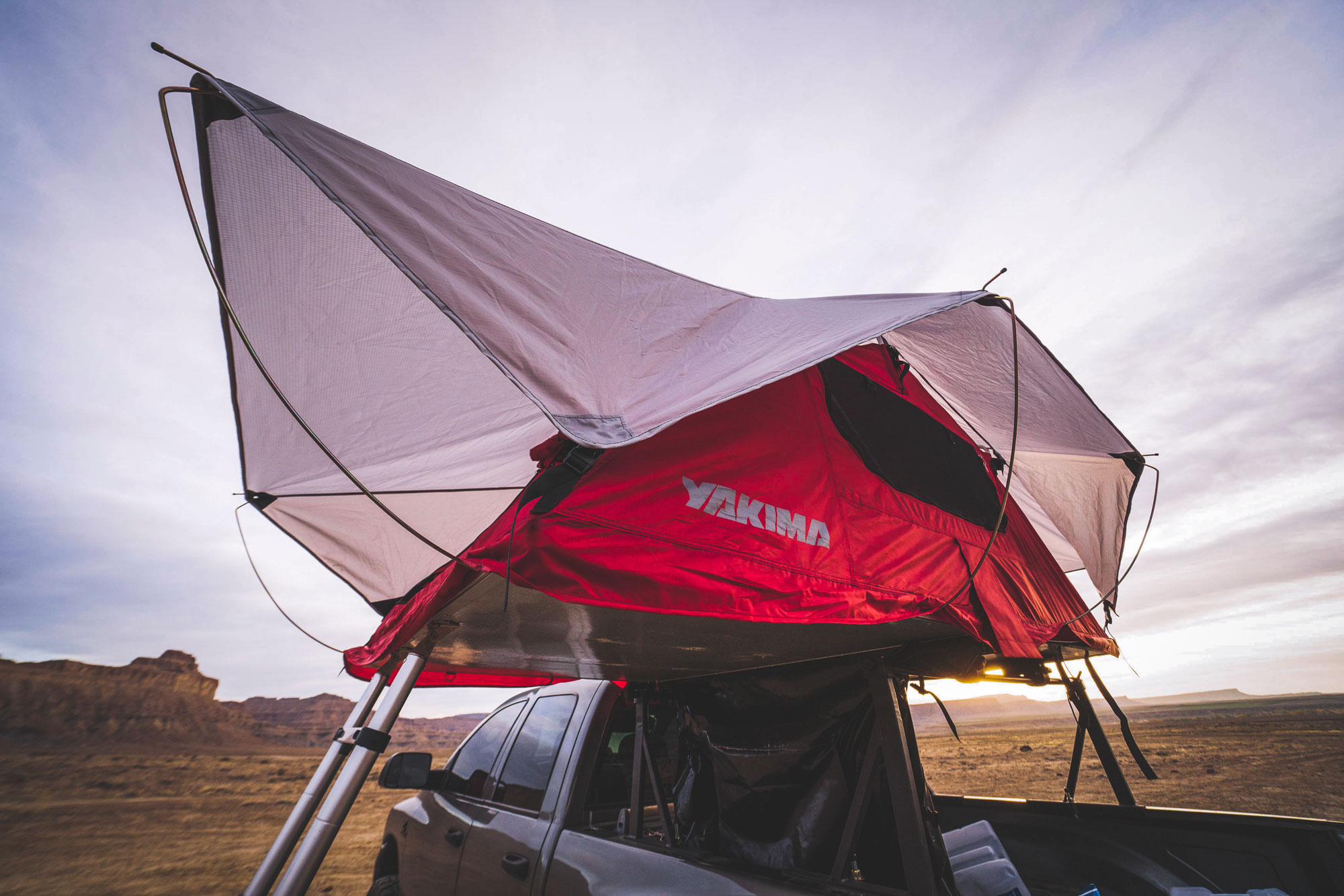 Review Yakima Skyrise Roof Top Tent Long Term Test