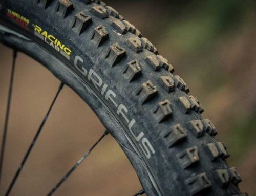 New Rubber from Hutchinson – The Griffus