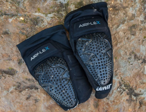 Review:  Leatt AirFlex Pro Knee Guards