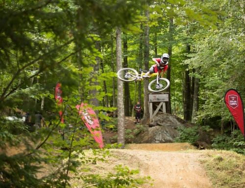 FOX US OPEN OF MOUNTAIN BIKING ANNOUNCES CLIF SLOPESTYLE
